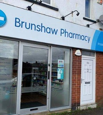 brunshaw Pharmacy Burnley